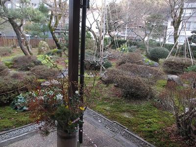 新春の「芭蕉の館」_f0289632_9364862.jpg