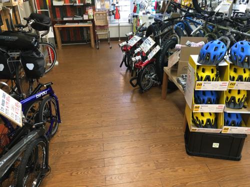 秀岳荘自転車売場を本年もよろしくお願い致します。_d0197762_09403196.jpg