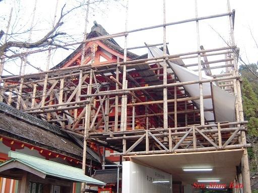 初詣は上賀茂神社 2017年1月2日_a0164068_22110991.jpg