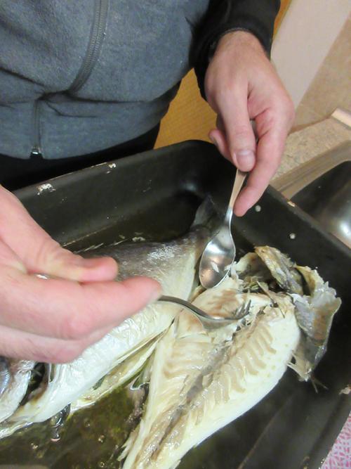 まったり大晦日はイタ男作の魚オンパレードでした!!_c0179785_1562059.jpg