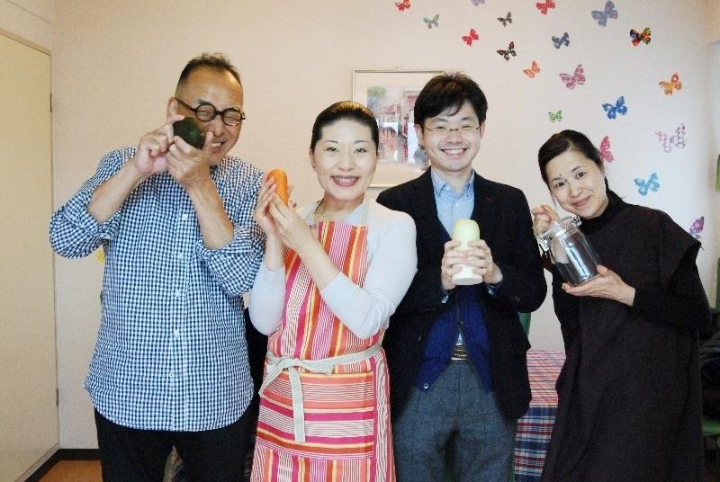 NHK「きょうの料理(管理栄養士10人のイチオシメニュー)」に出演いたします_c0122889_11052071.jpg