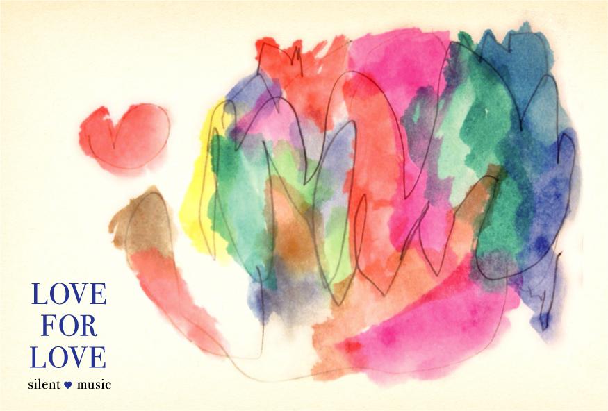 〜 愛から愛へ 〜 LOVE FOR LOVE ! 2/11~19_c0203401_11124263.jpg