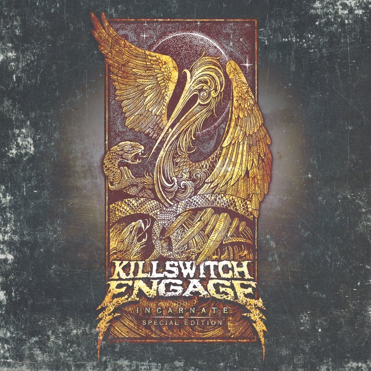 「Hate By Design」Killswitch Engage_d0335541_11080220.jpg