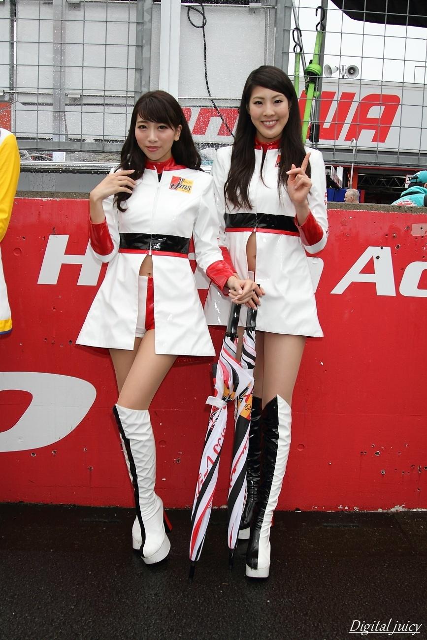 高比良渚 さん & 吉江幸貴 さん(Jms garage girls)_c0216181_11195162.jpg