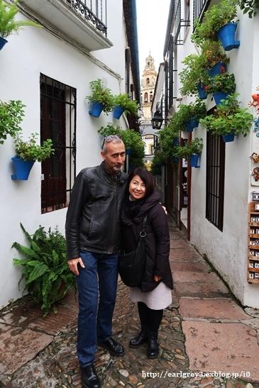 スペイン2016   コルドバ ユダヤ人街・花の小径・メスキータ_d0353281_00131565.jpg