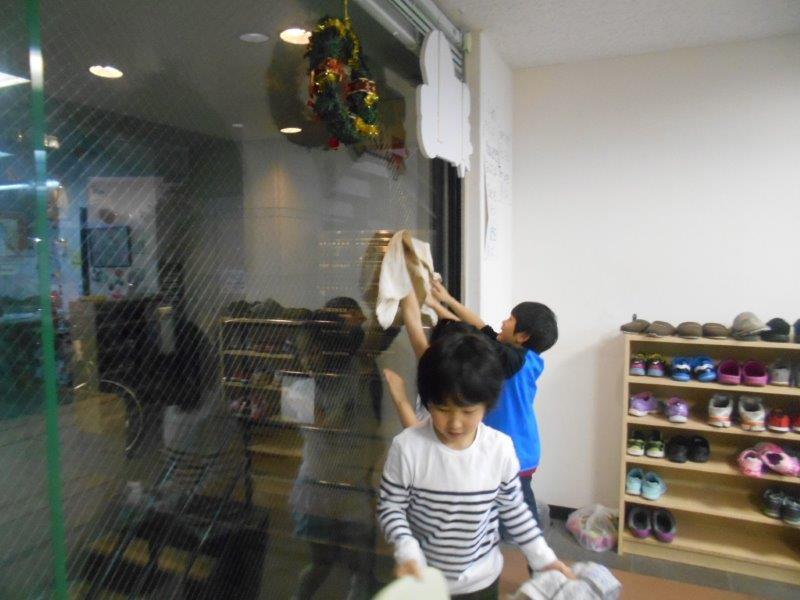 12月19日 Cleaning day_c0315908_12491755.jpg