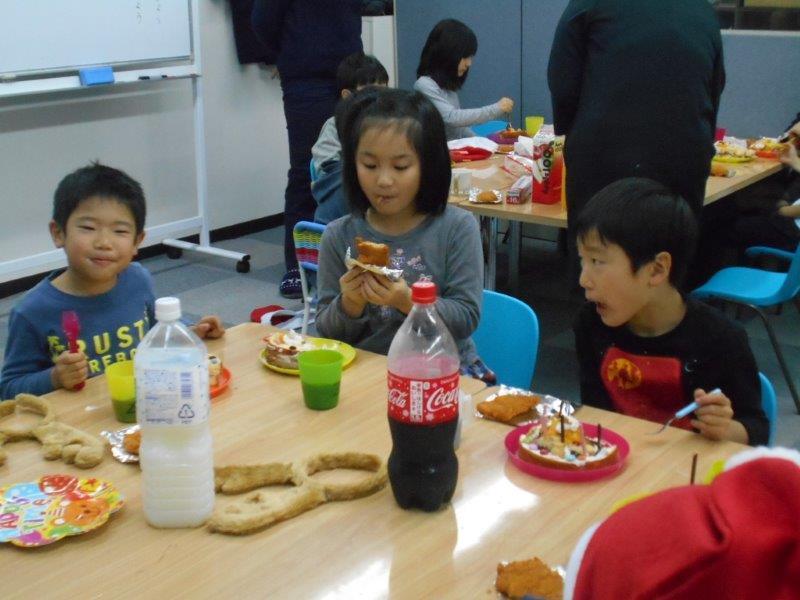 12月22日 Chiritmas party _c0315908_14044589.jpg