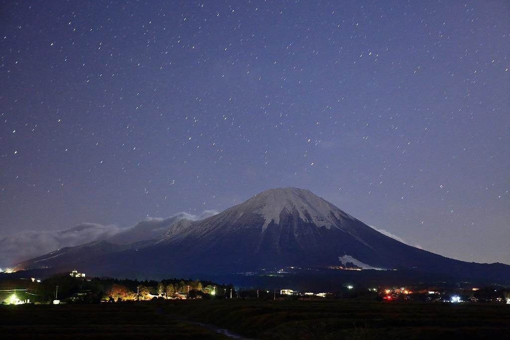 月夜の大山_a0294534_19424180.jpg