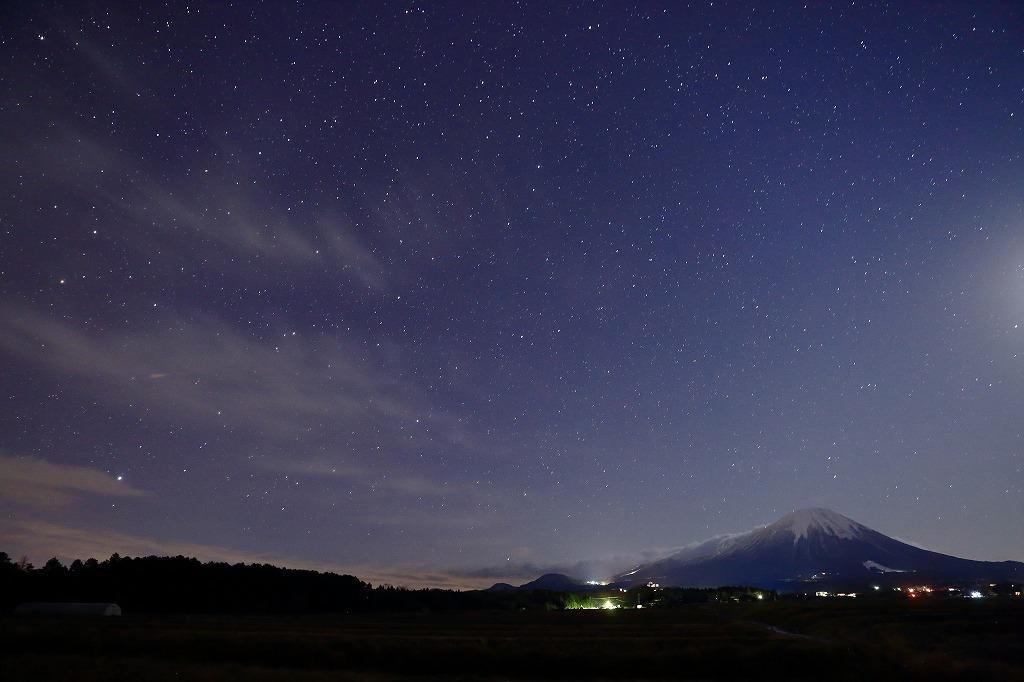 月夜の大山_a0294534_19431645.jpg