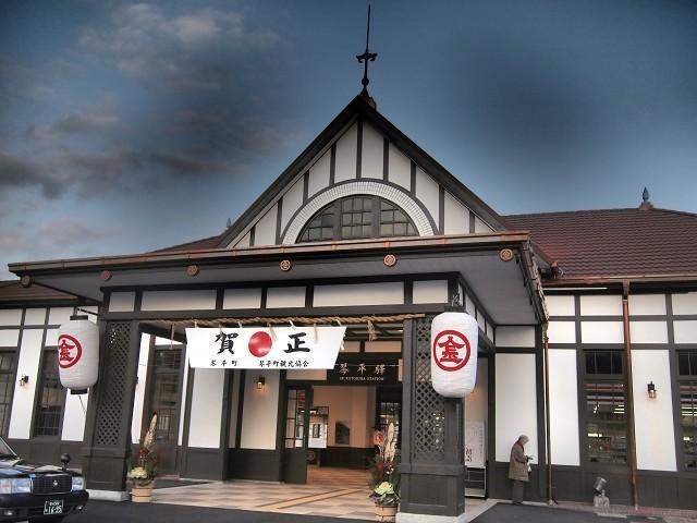 琴平駅_d0295818_23504537.jpg