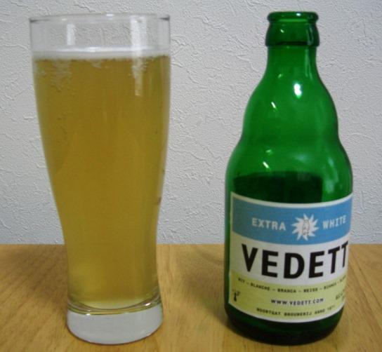 VEDETT Extra White(ヴェディット エクストラ ホワイト)~麦酒酔噺その637~いまさらここで?_b0081121_6122413.jpg