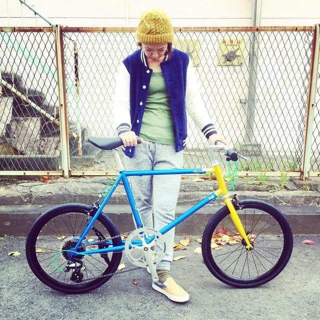 2017 FUJI HELION へリオン fuji フジ 自転車女子 ミニベロ おしゃれ自転車 クロスバイク 自転車ガール_b0212032_20171763.jpg