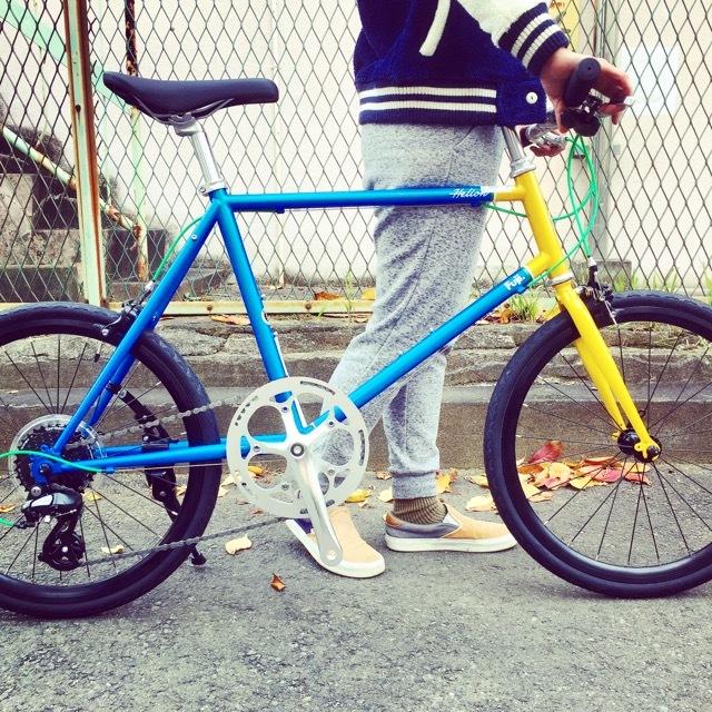2017 FUJI HELION へリオン fuji フジ 自転車女子 ミニベロ おしゃれ自転車 クロスバイク 自転車ガール_b0212032_20175030.jpg
