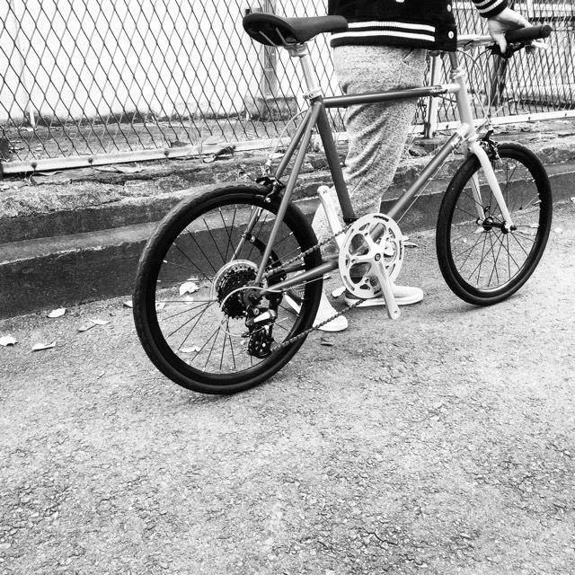 2017 FUJI HELION へリオン fuji フジ 自転車女子 ミニベロ おしゃれ自転車 クロスバイク 自転車ガール_b0212032_20210223.jpg