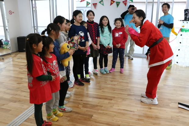 ねま~るdeオド~ル♪クリスマス会なのだ!!_c0259934_10431198.jpg