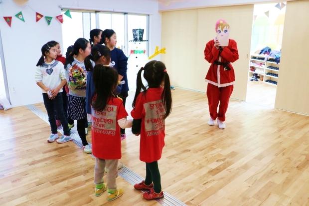 ねま~るdeオド~ル♪クリスマス会なのだ!!_c0259934_13372998.jpg