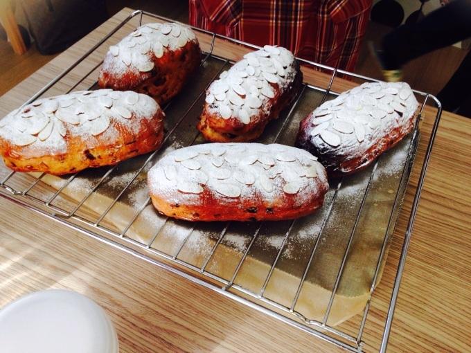 【開催報告】クリスマスを楽しもう♡マンデルシュトーレン&ルーマニア料理教室_d0226963_20573235.jpg