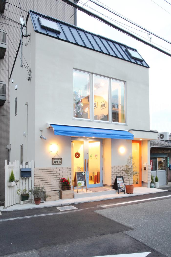 Sante  café まる さん(福岡市早良区)_f0171785_16173695.jpg