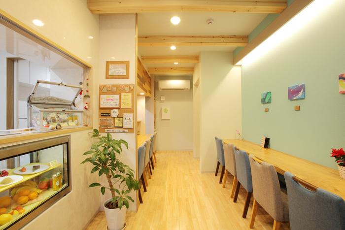 Sante  café まる さん(福岡市早良区)_f0171785_16211482.jpg