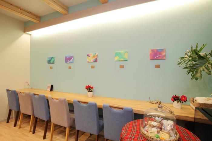 Sante  café まる さん(福岡市早良区)_f0171785_16222756.jpg