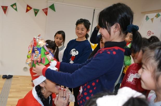 ねま~るdeオド~ル♪クリスマス会なのだ!!_c0259934_08484732.jpg