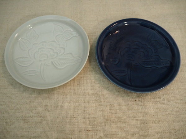 廣政毅さんの取り皿と箸置き_b0132442_16294847.jpg