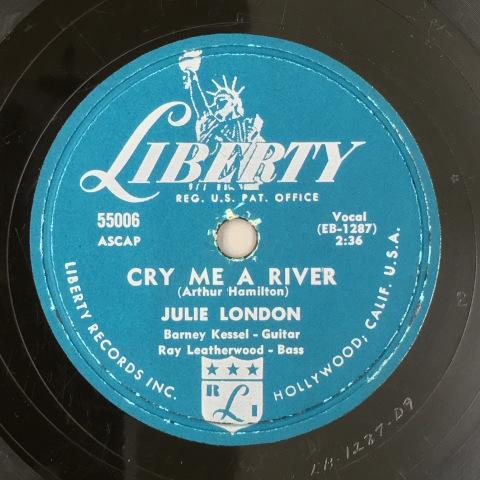 1月 新着レコードのご紹介  J.ロンドンのリバティー盤_a0047010_18294287.jpg