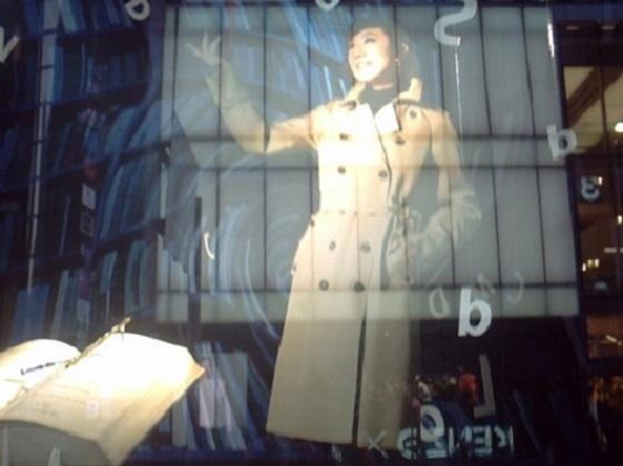 YUMINGと伊勢丹新宿店と130の出来事_a0116217_17393822.jpg