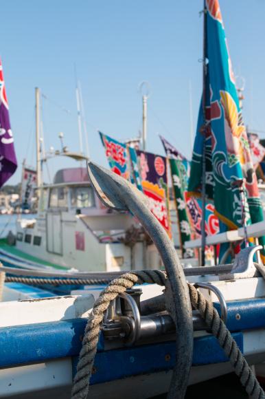 湘南の船祝い 腰越漁港_f0217933_18334105.jpg