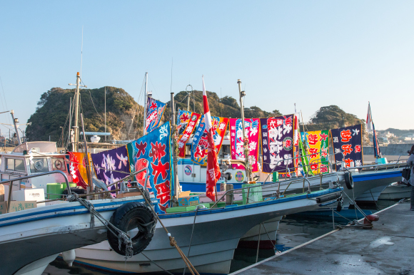 湘南の船祝い 腰越漁港_f0217933_21231275.jpg