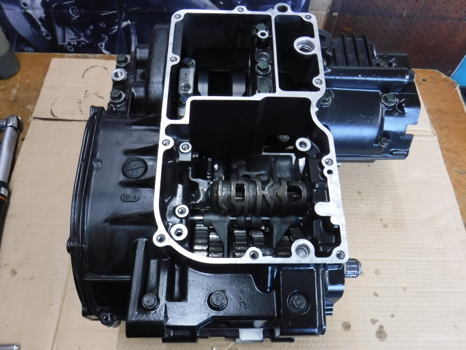 kawasaki ZL900 エンジンオーバーホールでござる。その10_a0163159_21423135.jpg