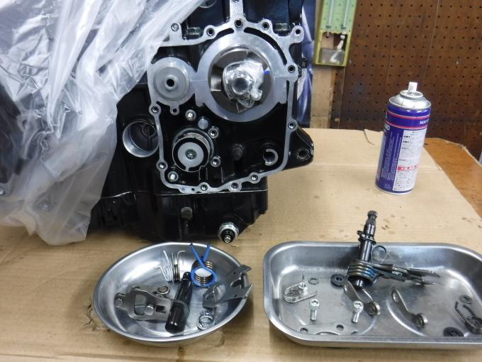 kawasaki ZL900 エンジンオーバーホールでござる。その10_a0163159_21441084.jpg