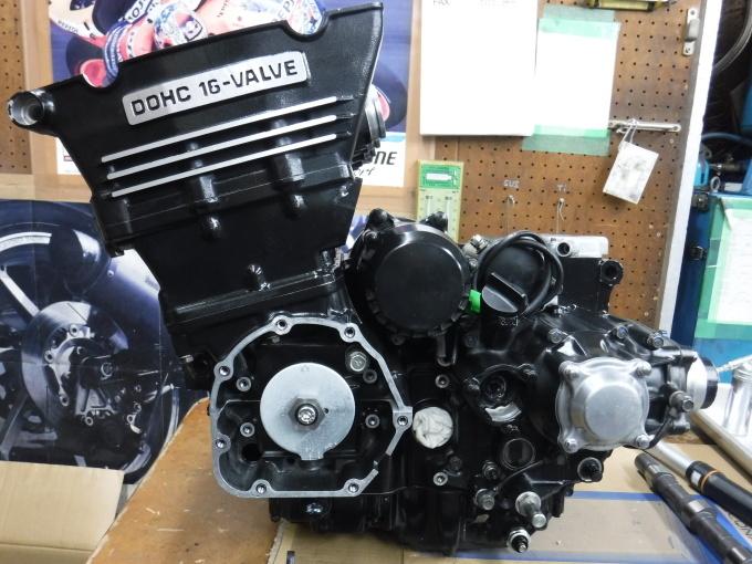 kawasaki ZL900 エンジンオーバーホールでござる。その10_a0163159_21573288.jpg