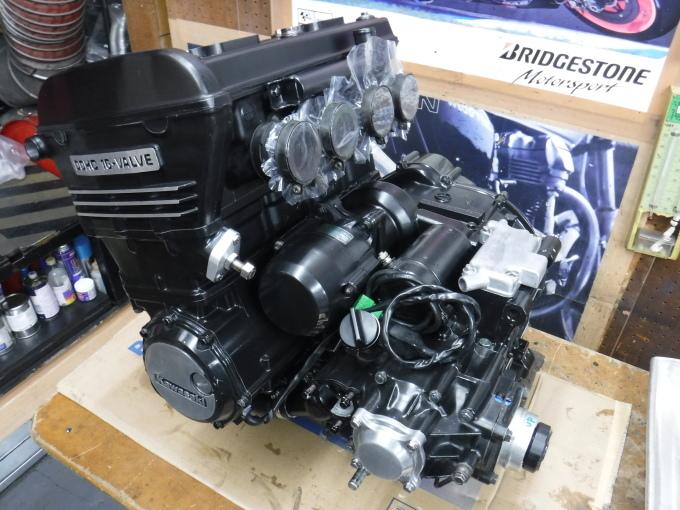 kawasaki ZL900 エンジンオーバーホールでござる。その10_a0163159_22320008.jpg