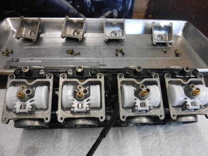 kawasaki ZL900 エンジンオーバーホールでござる。その8_a0163159_23165737.jpg