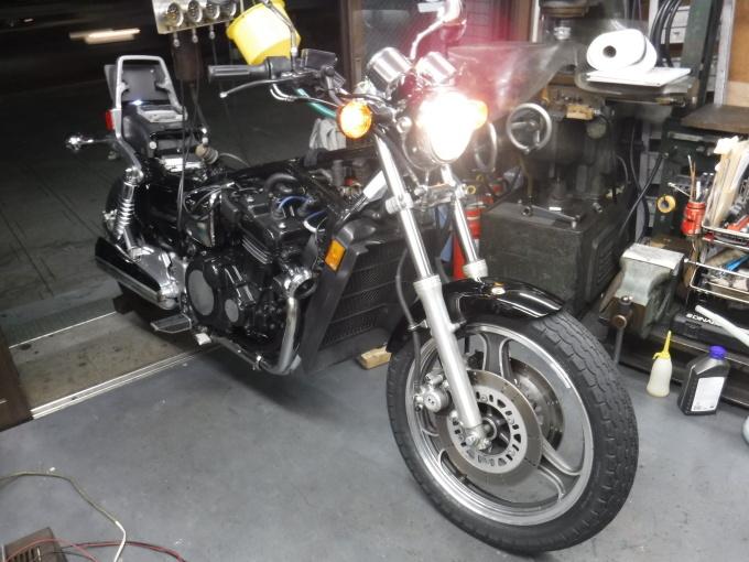 kawasaki ZL900 エンジンオーバーホールでござる。その11_a0163159_23243862.jpg