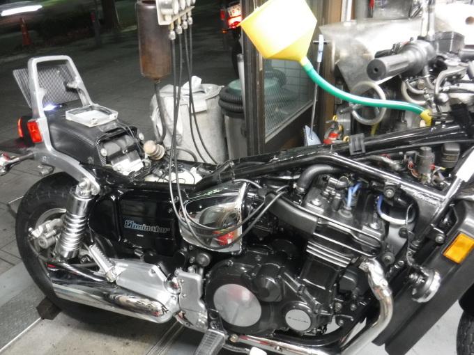 kawasaki ZL900 エンジンオーバーホールでござる。その11_a0163159_23245593.jpg