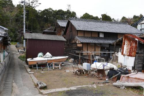 海界の村を歩く 瀬戸内海 安居島(愛媛県)_d0147406_08431408.jpg