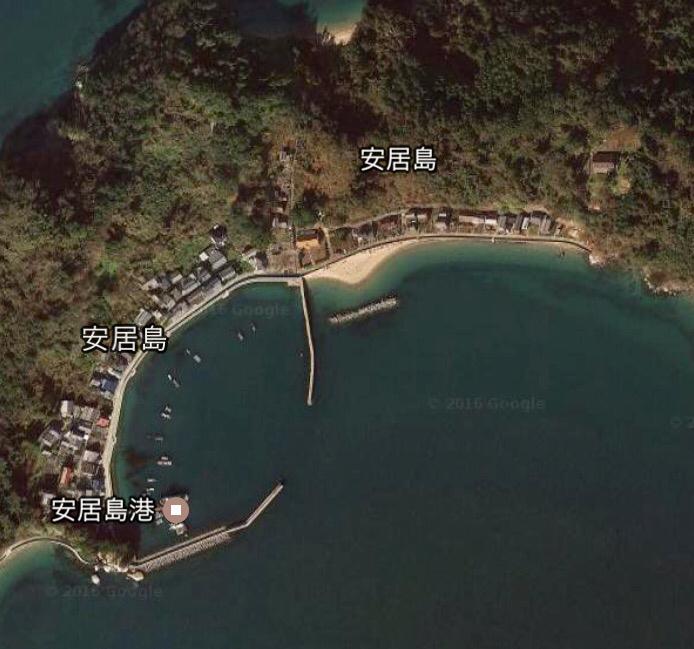 海界の村を歩く 瀬戸内海 安居島(愛媛県)_d0147406_10545173.jpg