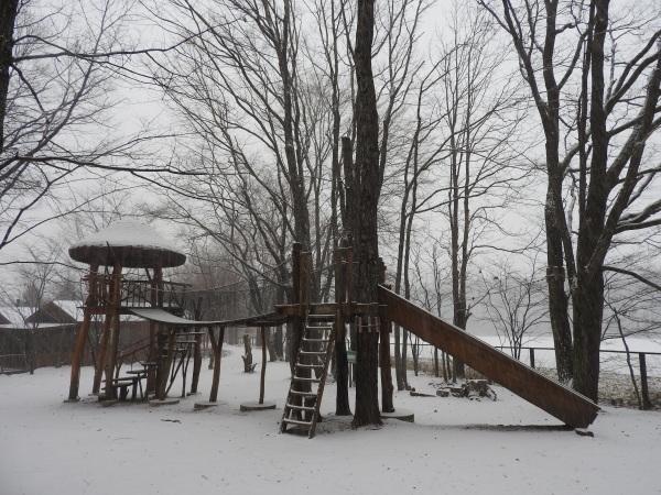 雪が降っています_b0174425_18131126.jpg