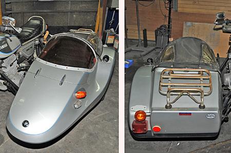 GPZ1000RX + クマガヤサイドカー_e0218639_19025801.jpg