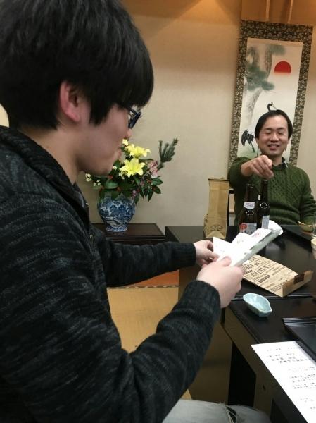 1/8 (日)  新年会_a0272042_16304234.jpg
