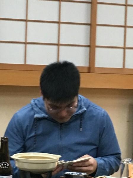 1/8 (日)  新年会_a0272042_16310574.jpg