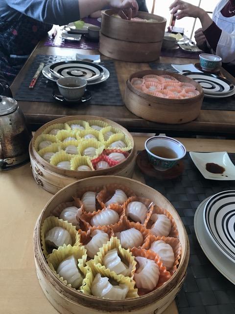 蝦蒸し餃子、中華レッスンなど_a0175348_1701770.jpg
