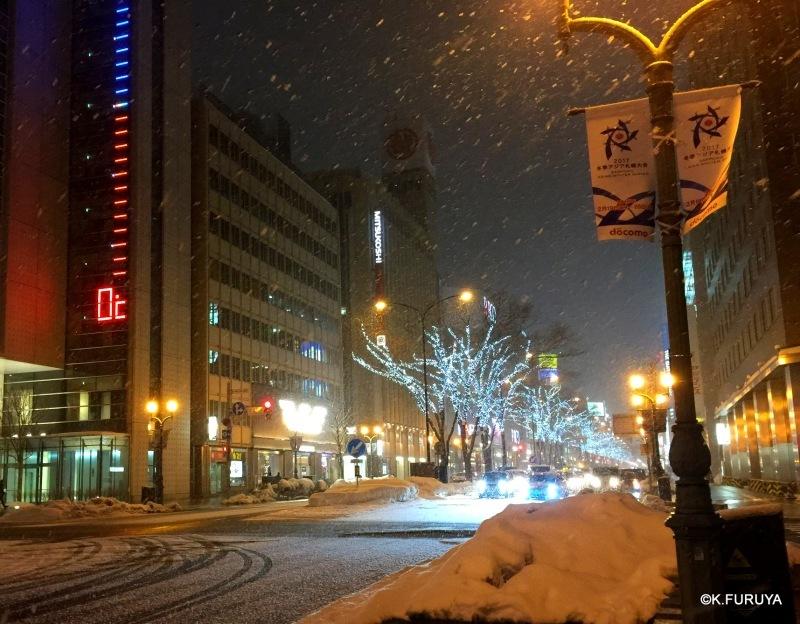雪の北海道 1 札幌へ♪_a0092659_14474949.jpg