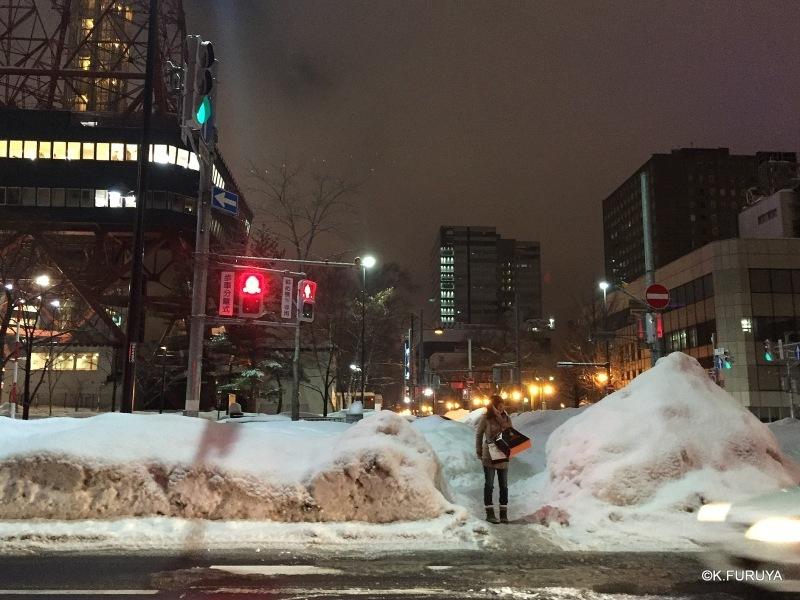雪の北海道 1 札幌へ♪_a0092659_14545522.jpg