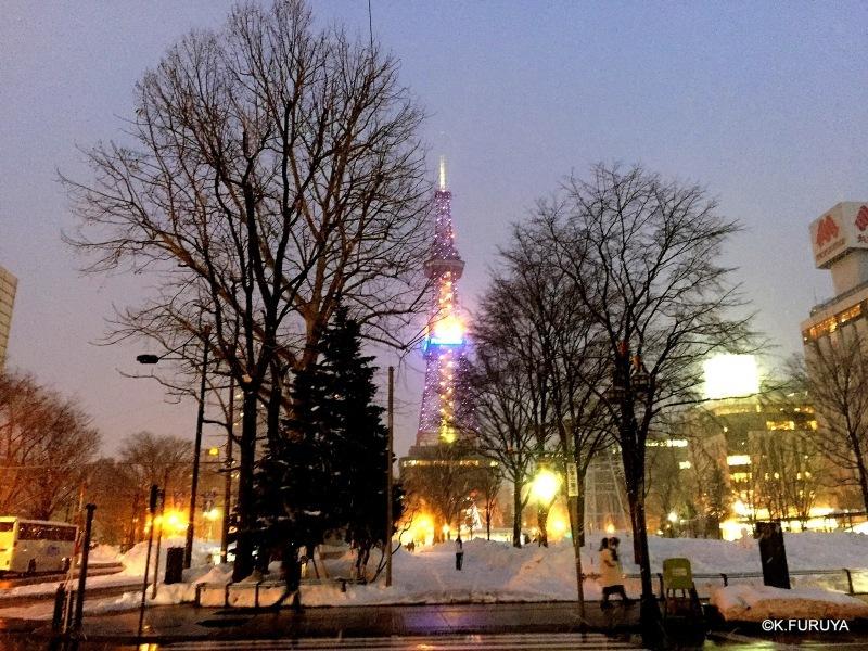 雪の北海道 1 札幌へ♪_a0092659_15133485.jpg