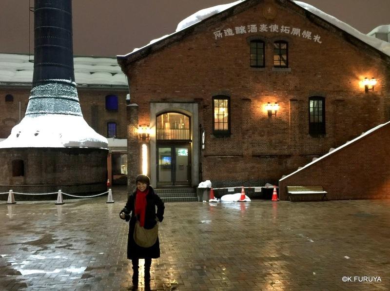 雪の北海道 1 札幌へ♪_a0092659_15163335.jpg