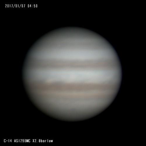 今年最初の木星撮影_a0095470_01434652.jpg