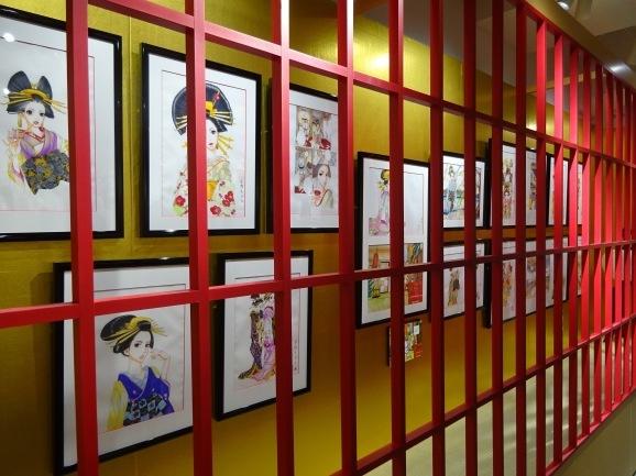 アンティコカフェ&安野モヨコ展_e0230011_17484316.jpg